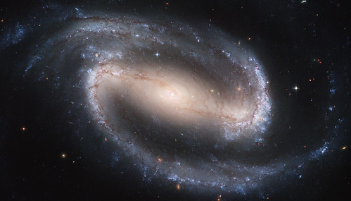 Barred Spiral Galaxy NGC 1300 | by NASA Hubble