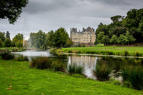 Brissac chateau | by Brook Fabling