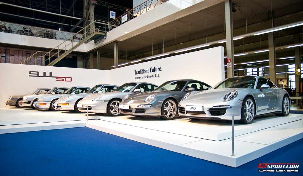 Porsche 911 - Generations   Read all about the exhibition Fe…   Flickr