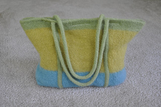Felted Bag | by dangersquirrel