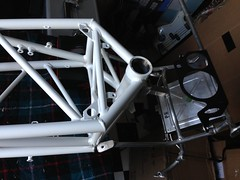 ducati 851 corsa frames | restored frame and seat frame , ne… | flickr