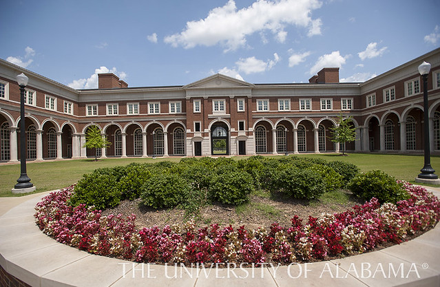 University Of Alabama Campus Wallpaper