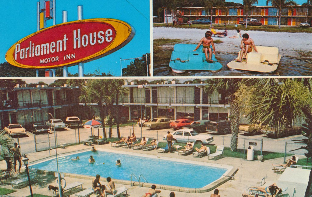 Parliament House Motor Inn - Orlando, Florida