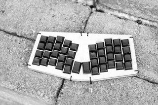 Atreus: key caps without switches