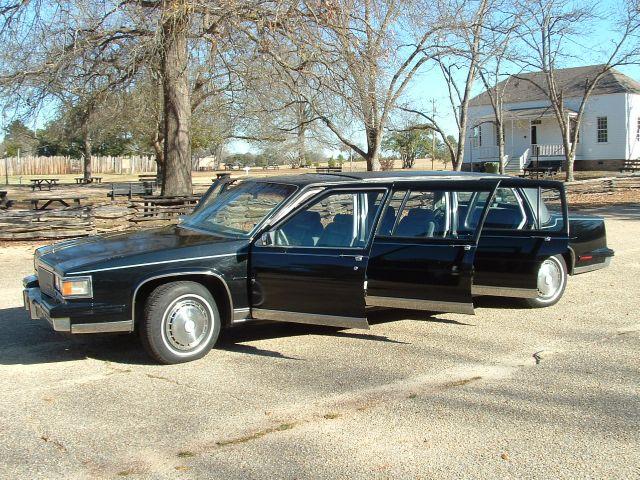 ... 1985 Cadillac deVille 6-door Limo | by smokuspollutus & 1985 Cadillac deVille 6-door Limo | You seldom see a front wu2026 | Flickr