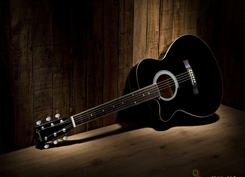 Hd Cool Acoustic Guitar Wallpaper High Definition Wallpape Flickr