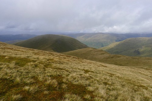 Descent towards Meall a' Choire Léith and Glen Lyon | by Nick Bramhall