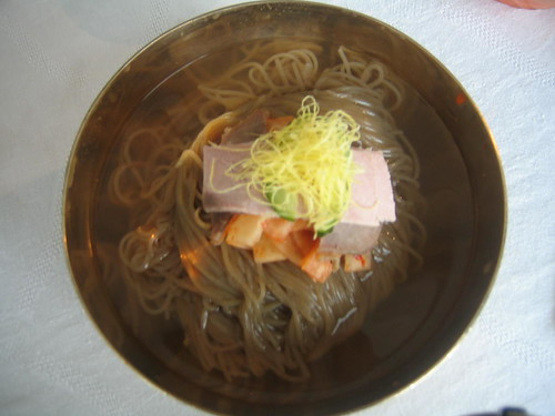 Cold Noodles at Famous Okryu Restaurant | by uritours