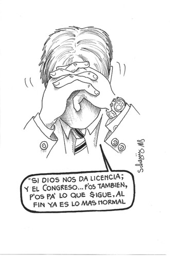 Descaro | by La Jornada San Luis