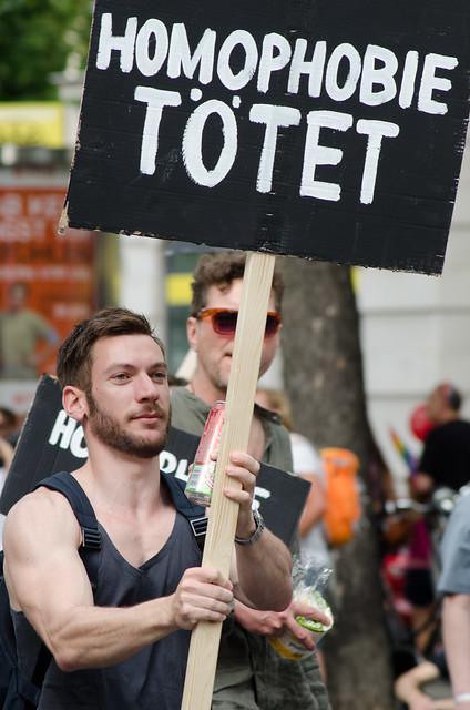 La homofobia mata