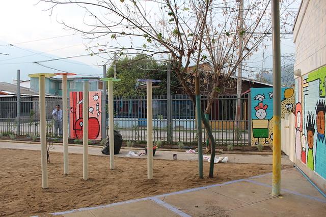 Jardín Infantil Bettemburgo | Huechuraba | Engie