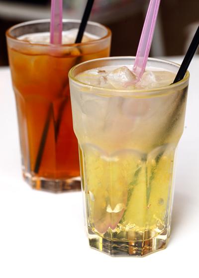 Homemade Herbal Drinks