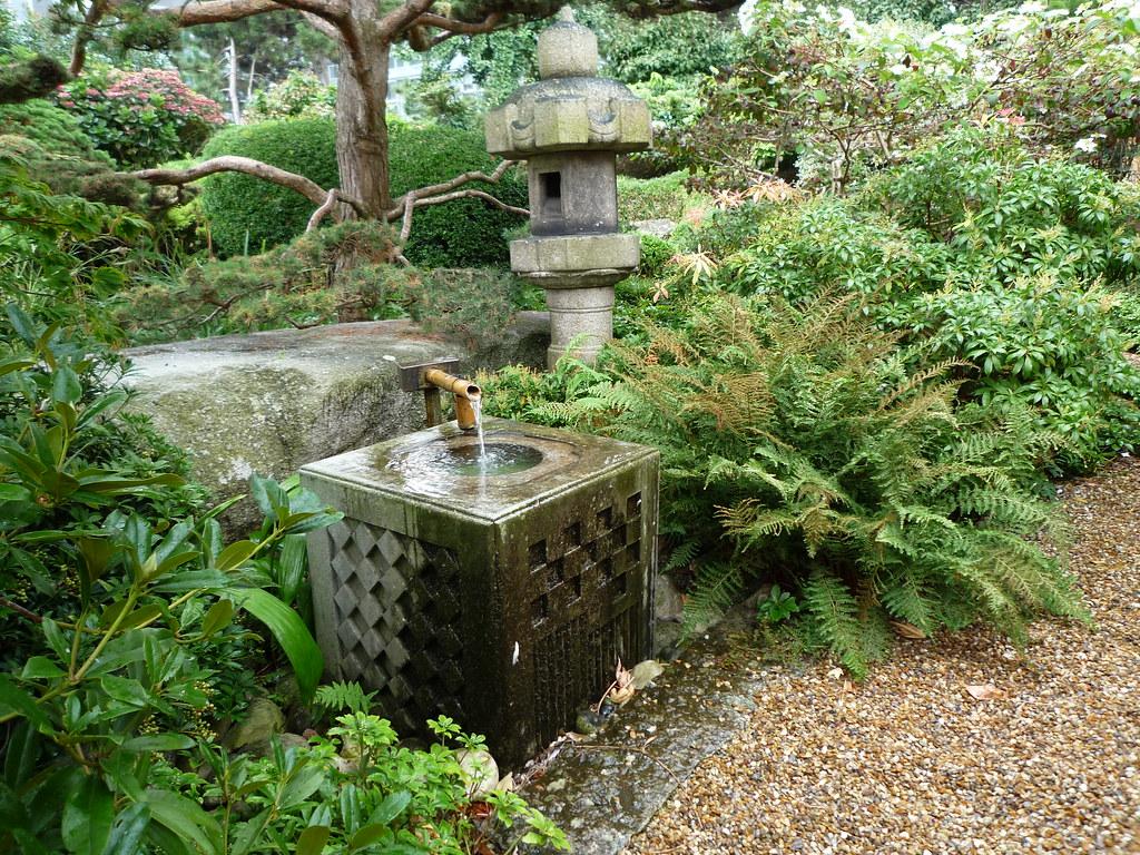 jardin japonais du port dosaka au havre by gtes de france normandie - Jardin Japonais Le Havre