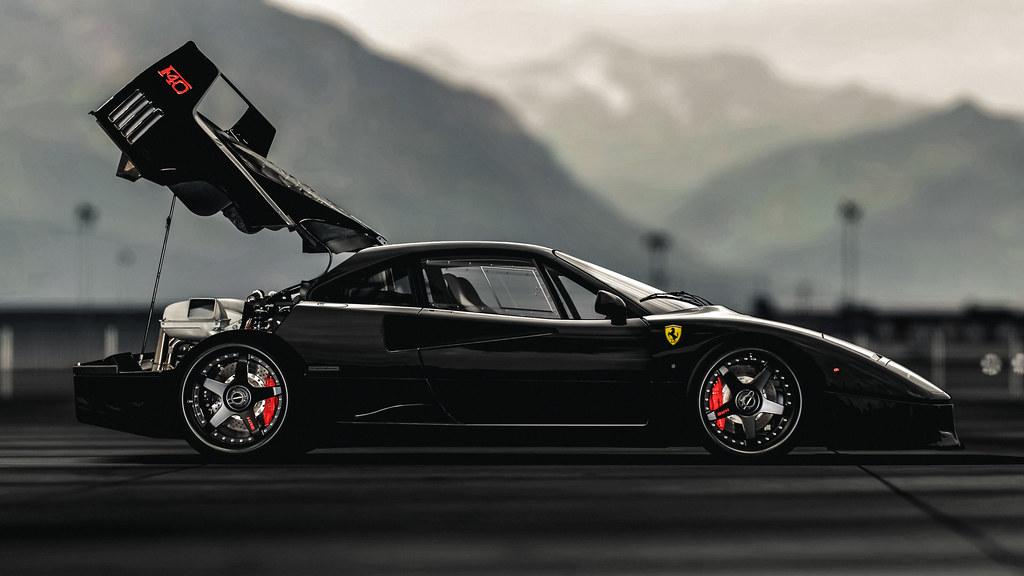 Gas Monkey Garage Ferrari F40 (Fast n Loud) | Gran Turismo 5 ...