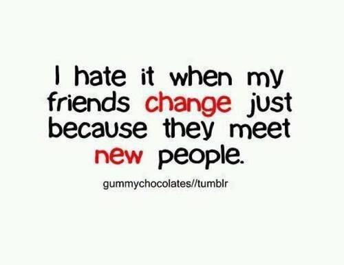Sad Hate Friends Change Quotes Pictures Wwwpicturesbosscom