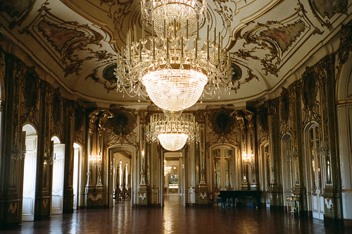 Queluz National Palace | by fieldguided