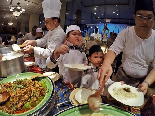 AnCasa Hotel, Bufet Ramadhan Selera Ibunda