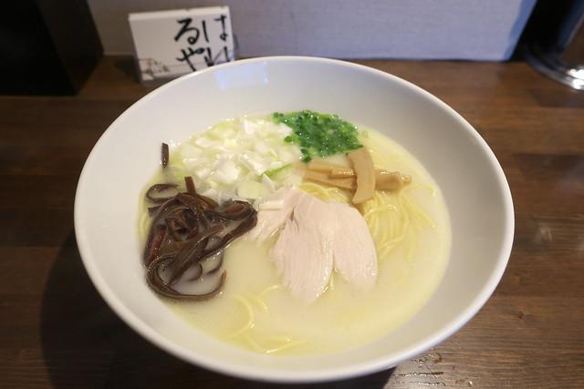 麺やハレル家 5周年感謝祭 名古屋コーチン白湯そば_03