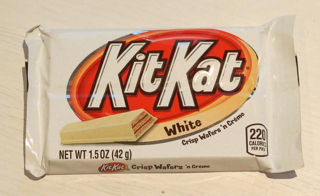Kit Kat White (US)