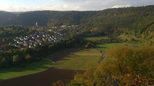 vista desde Rusenschloss