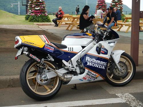1988 HONDA NSR250R