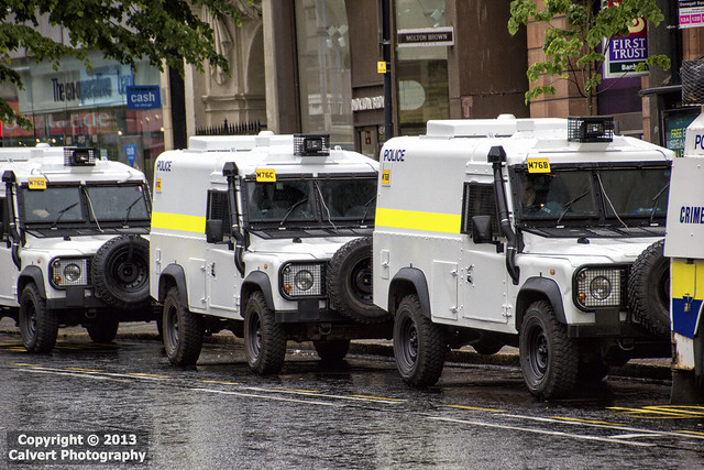Armoured Police Vehicles In The Uk Flickr