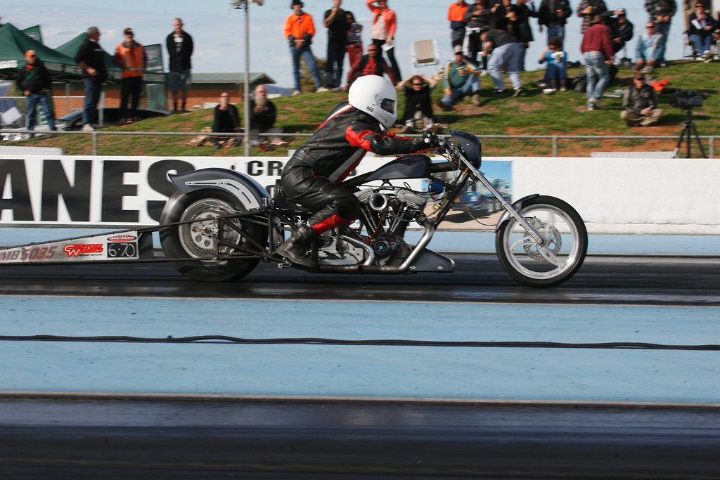 Aeroflow Sportsman Drag Racing Championship at Alice Sprin