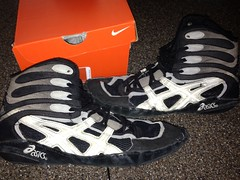 P2 wrestling shoes size 10 | tbag99 | Flickr