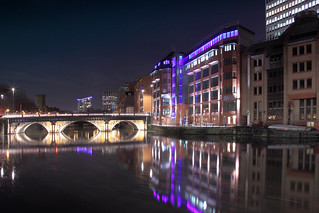 Bristol Bridge By Night | by charlieishere@btinternet.com