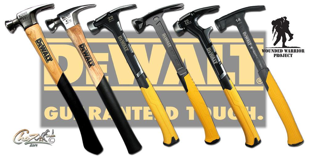 dewalt framing hammer set | Dewalt has had three framers out… | Flickr