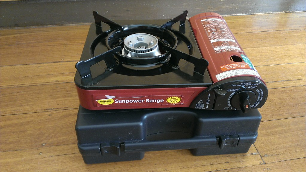 ... Portable Gas Stove AU$10 | By Annona1983
