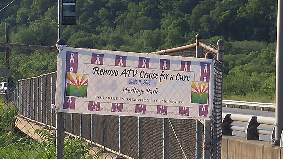 6 11 16 Renovo Cruise For A Cure Flickr