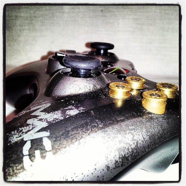 Xbox 360 Mw3 modded Controller  www ezxbox360 com #Xbox #X