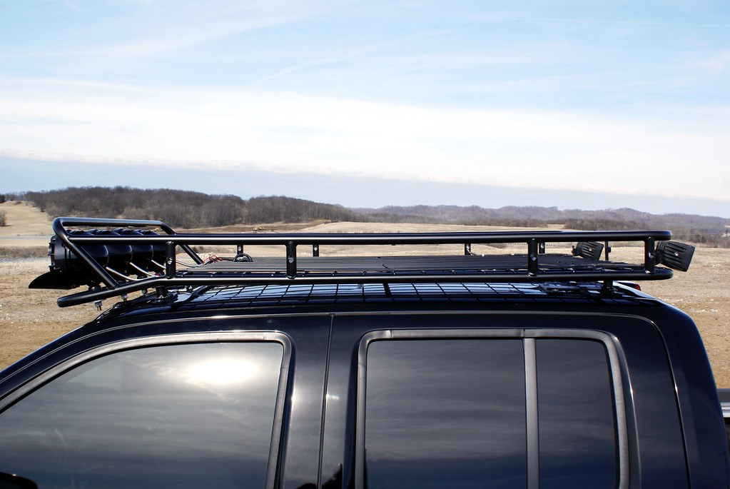 ... Frontier Roof Rack Profile | By Fangars