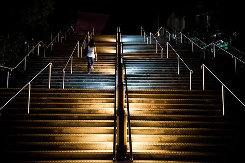 Roma Street Steps | by Fishyone1