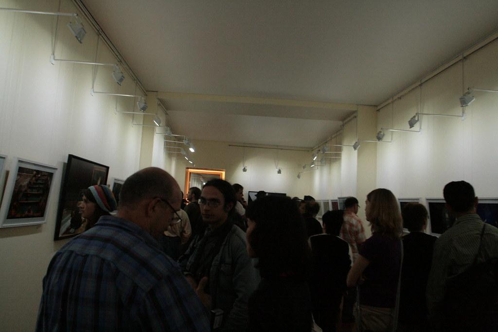"""Exhibition"""" Sergey Maximishin exhibition. 10 years"""
