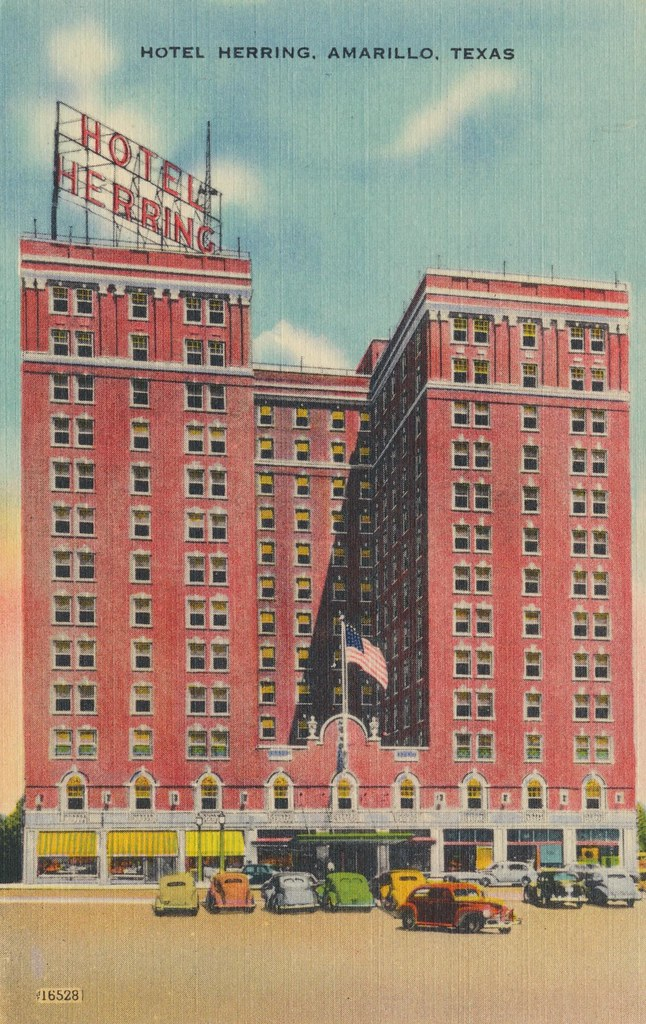 Hotel Herring - Amarillo, Texas