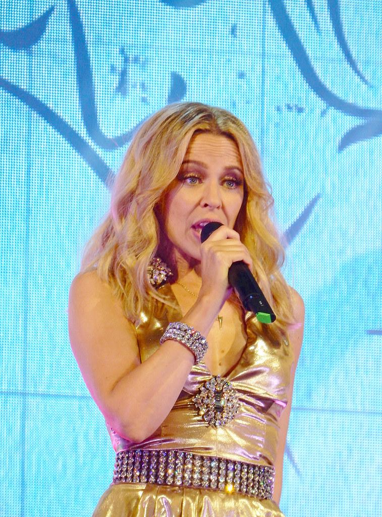 Kylie Minogue - Summer 2015 - Haydock Park - 20 06 15  - 3… | Flickr