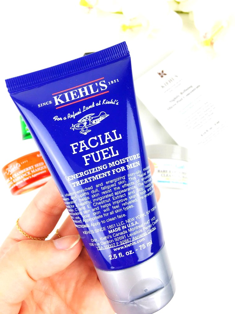 Kiehl's Since 1851 'Turmeric & Cranberry Seed' Energizing Radiance Masque, Kiehl's Since 1851 'Midnight Recovery' Concentrate, the best skin care, what skin care to buy, Kiehl's skin care needs, natural skin care, healthy skin care, healthy skin essentials, women's skincare, men's skincare, Kiehl's top products