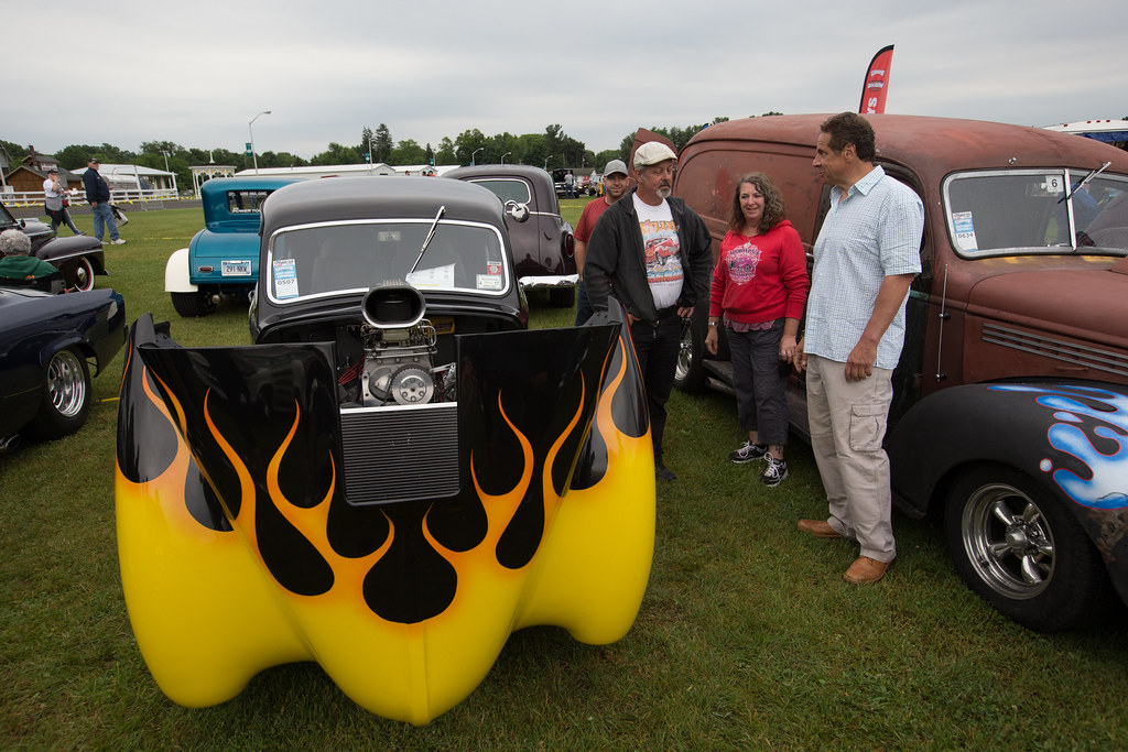 Governor Cuomo Attends Good Guys Rod Custom Car Show At Flickr - Good guys car show rhinebeck ny