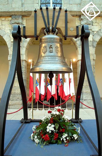 Campana Principe de Asturias