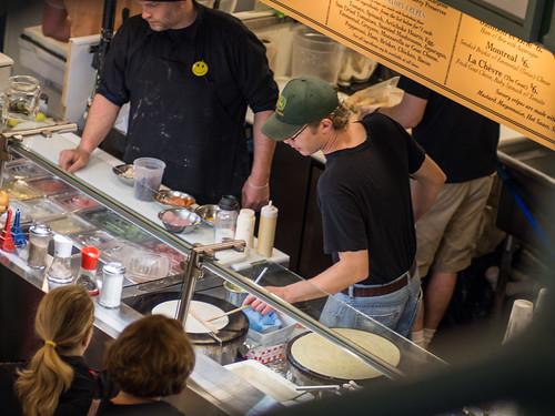 Crepes De Luxe Cafe Menu