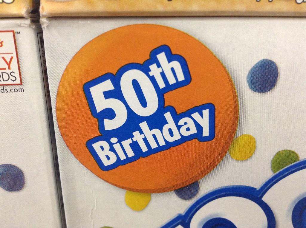 Pop Tarts Birthday Cake 50 Years