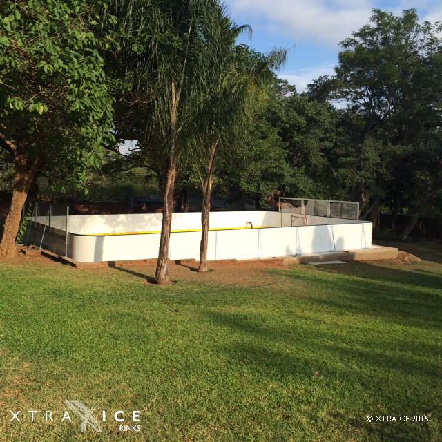 Beau ... Xtraice Rink In Malawi | By XTRAICE
