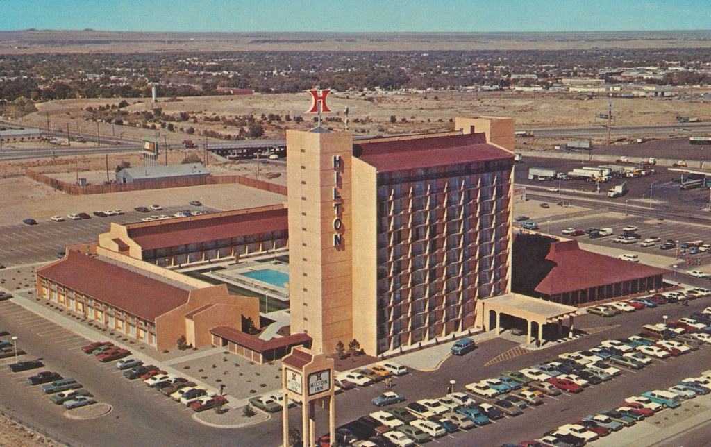 Hilton Inn - Albuquerque, New Mexico