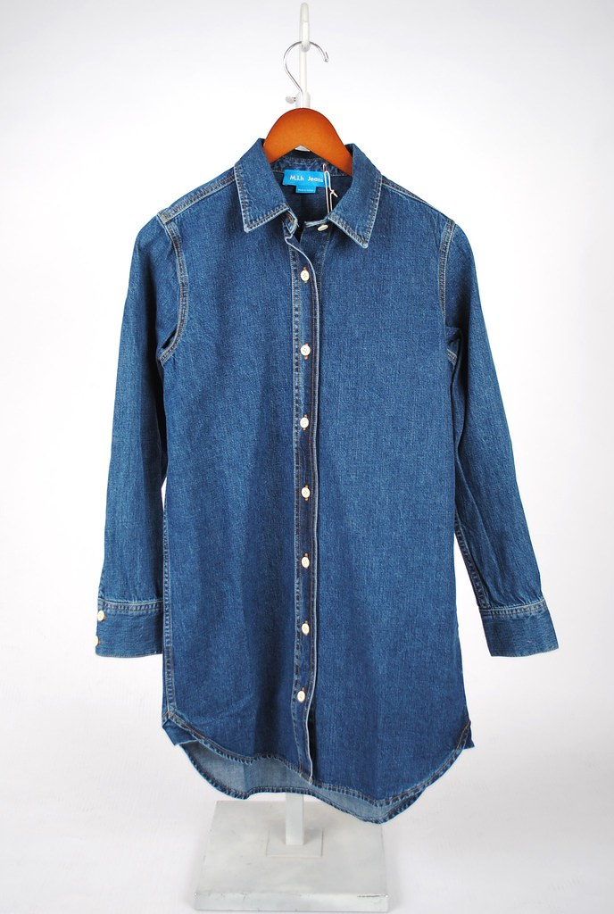 Denim Oversize Shirt