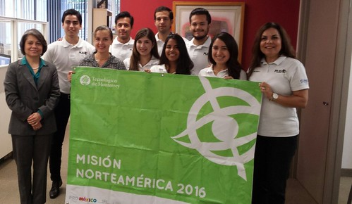 Visita de Misión Académico-Comercial del ITESM a Columbia Británica