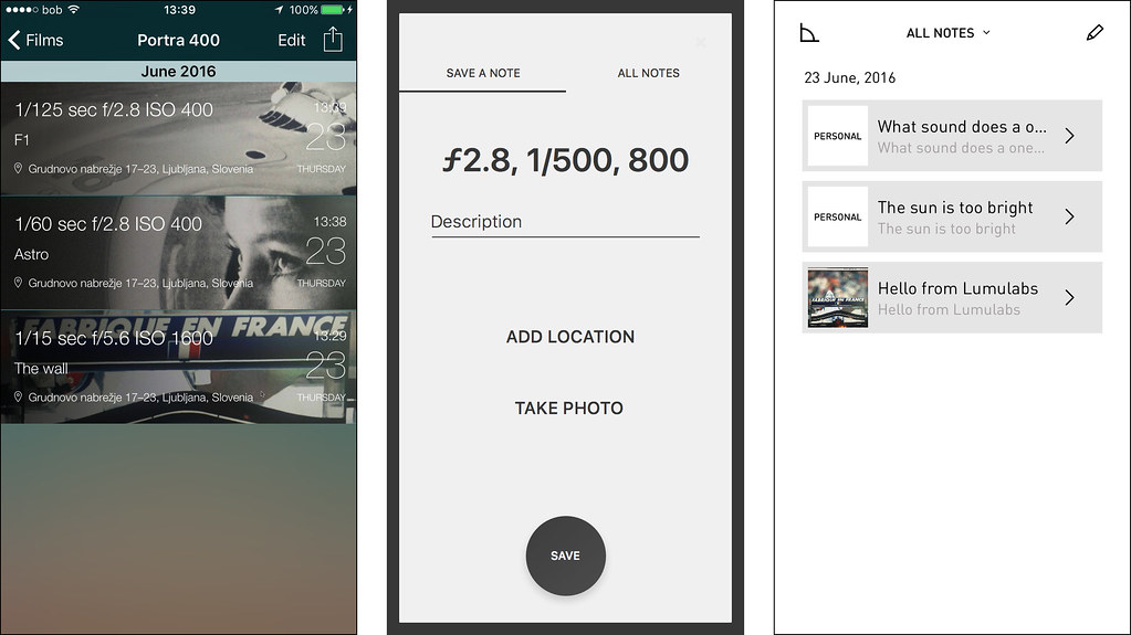 New Lumu app