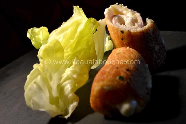 Roulé de Croque-Monsieur © Ana Luthi Tous droits réservés 14