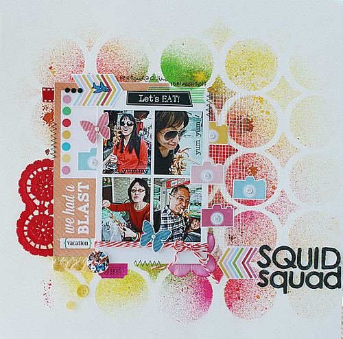 Squid-squad